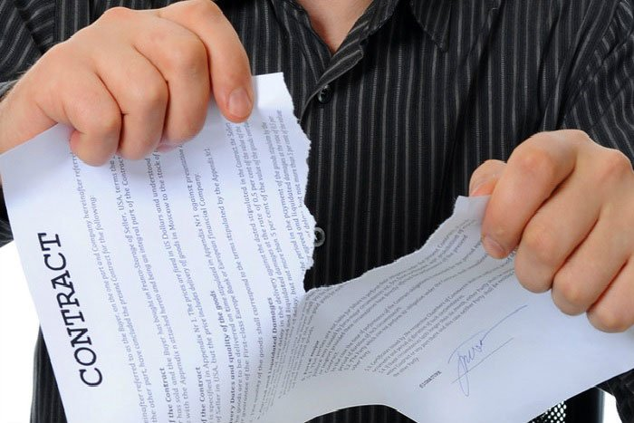 Termination of Building Contracts: Get it Right!