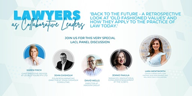 Lawyers as Collaborative Leaders – Back to the Future