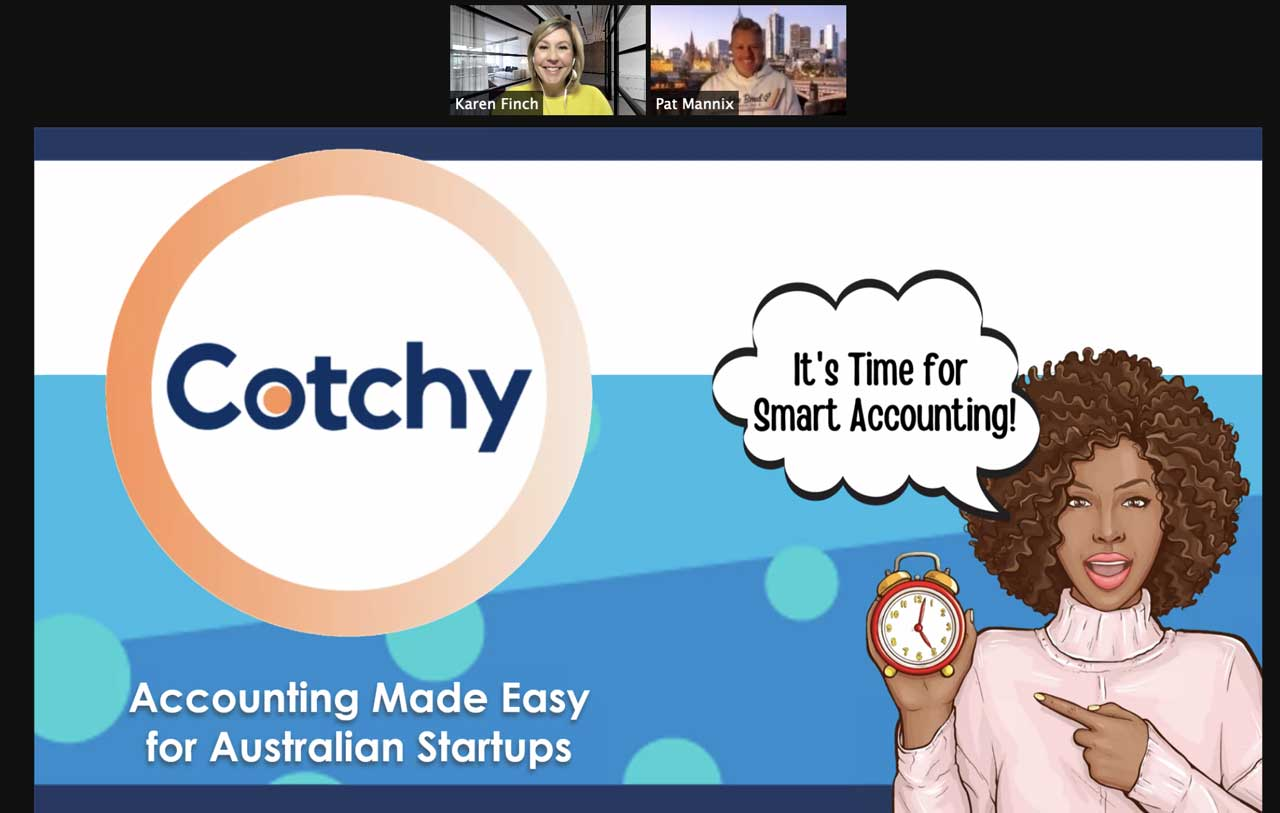 Legally Yours and Silicon Beach Present 'Startup Bucks' with Pat Mannix from Cotchy
