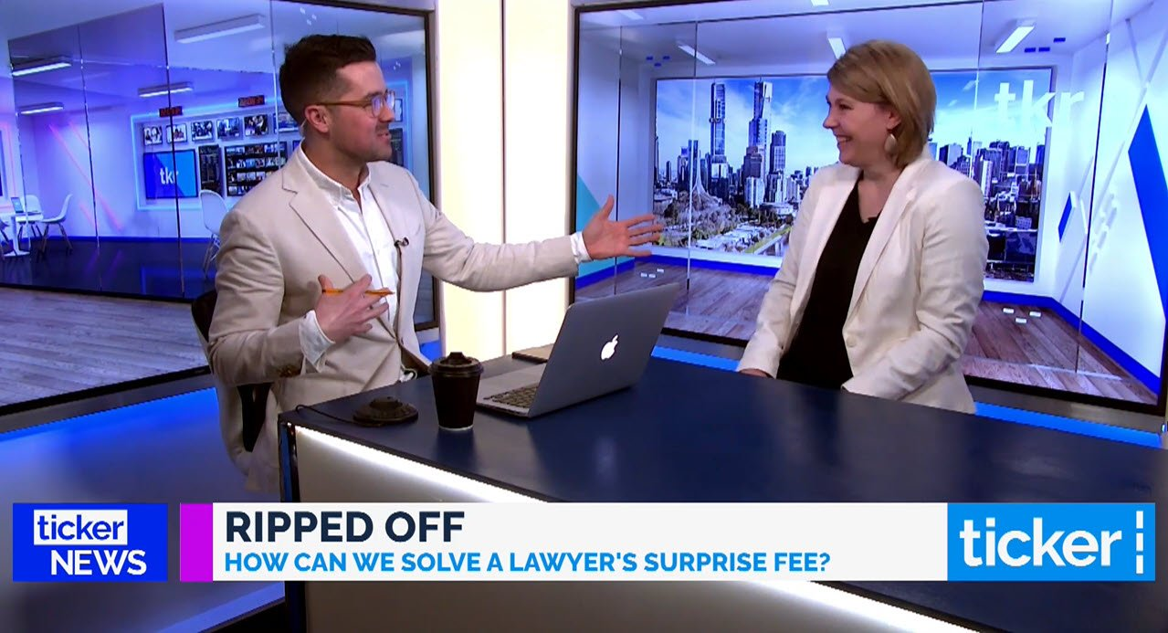Legally Yours on Ticker News – 30 July 2021
