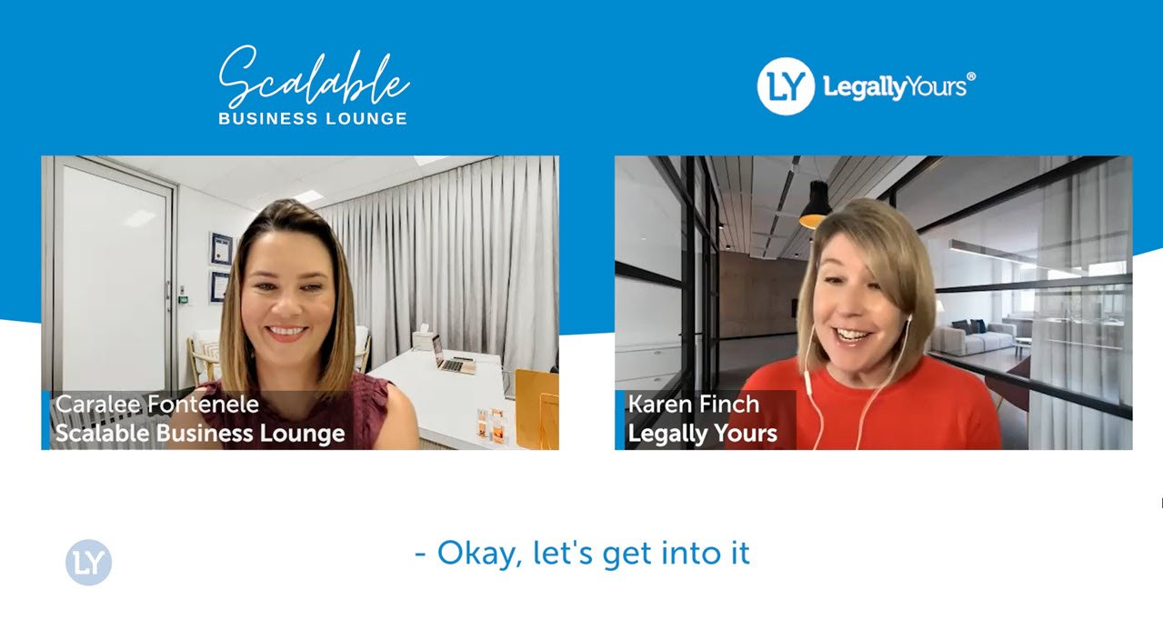 How it Works with Caralee Fontenele / the Scalable Business Lounge